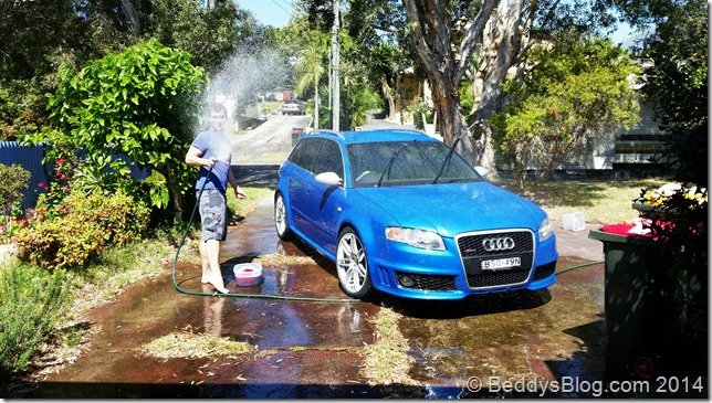 AudiWashing
