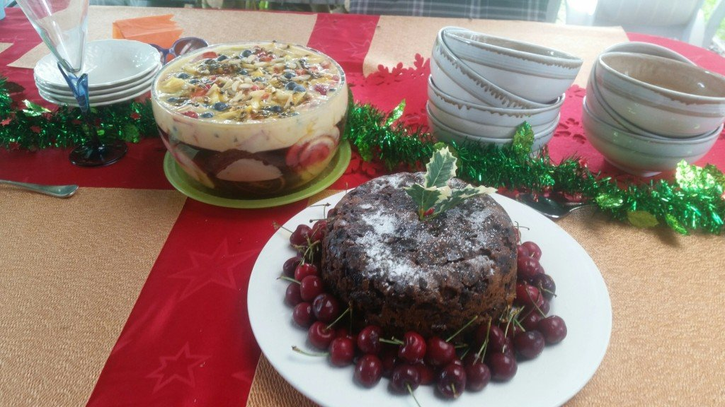 Sanna Christmas Pudding 2015